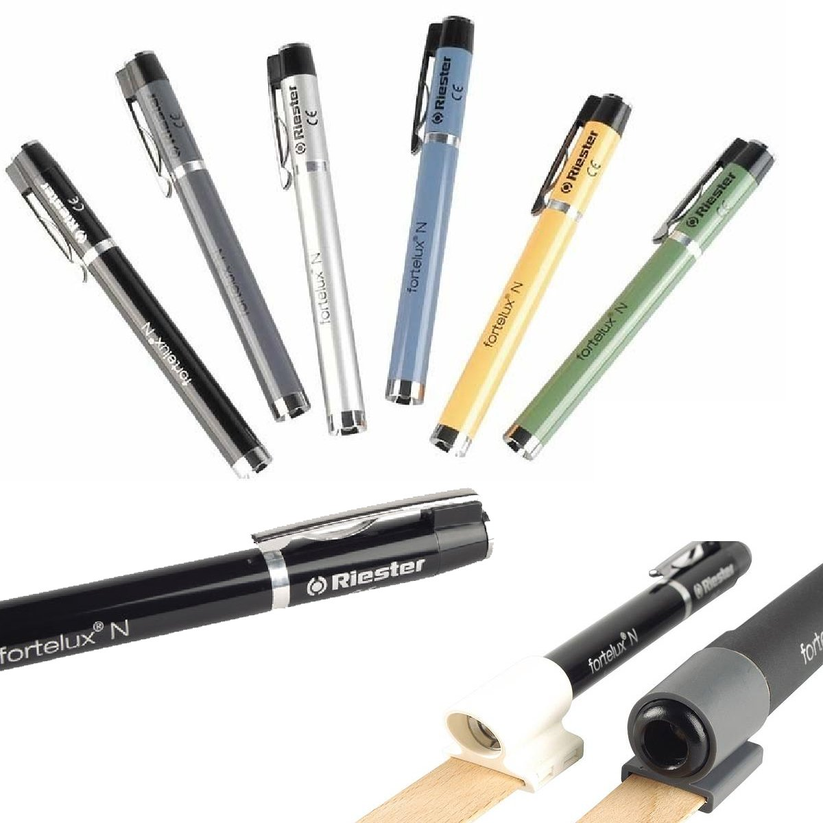 פנס עט ריסטר מקצועי
