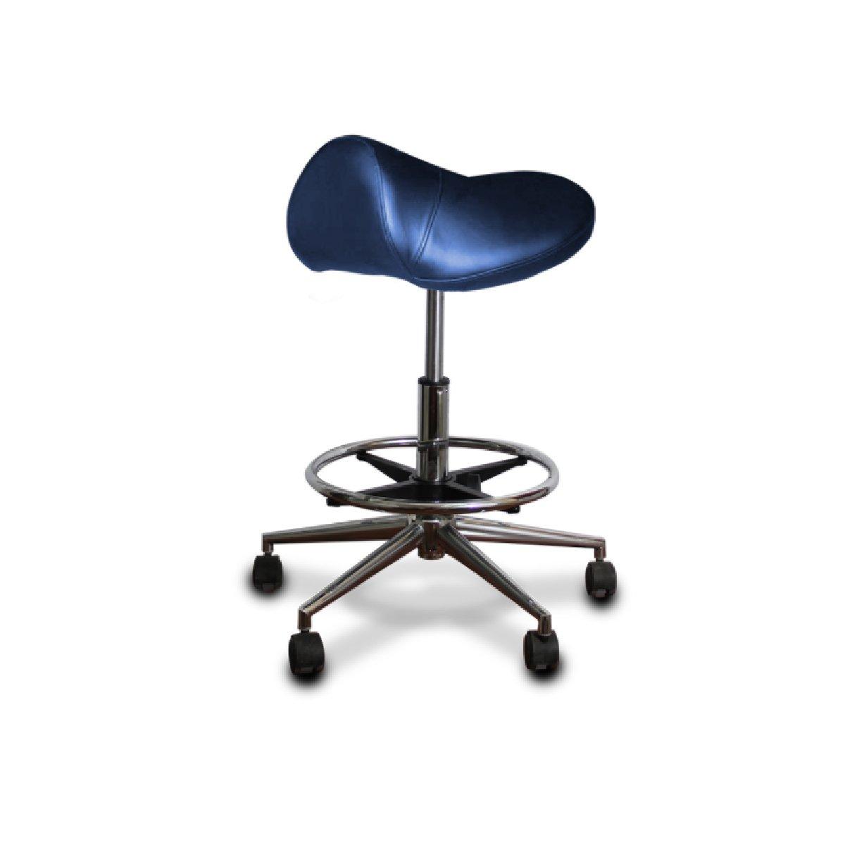 כסא אוכף עם חישוק