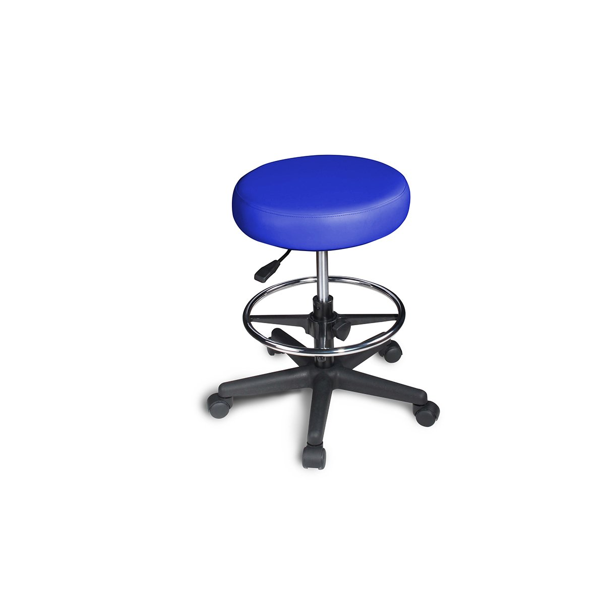 כסא מטפל ללא משענת