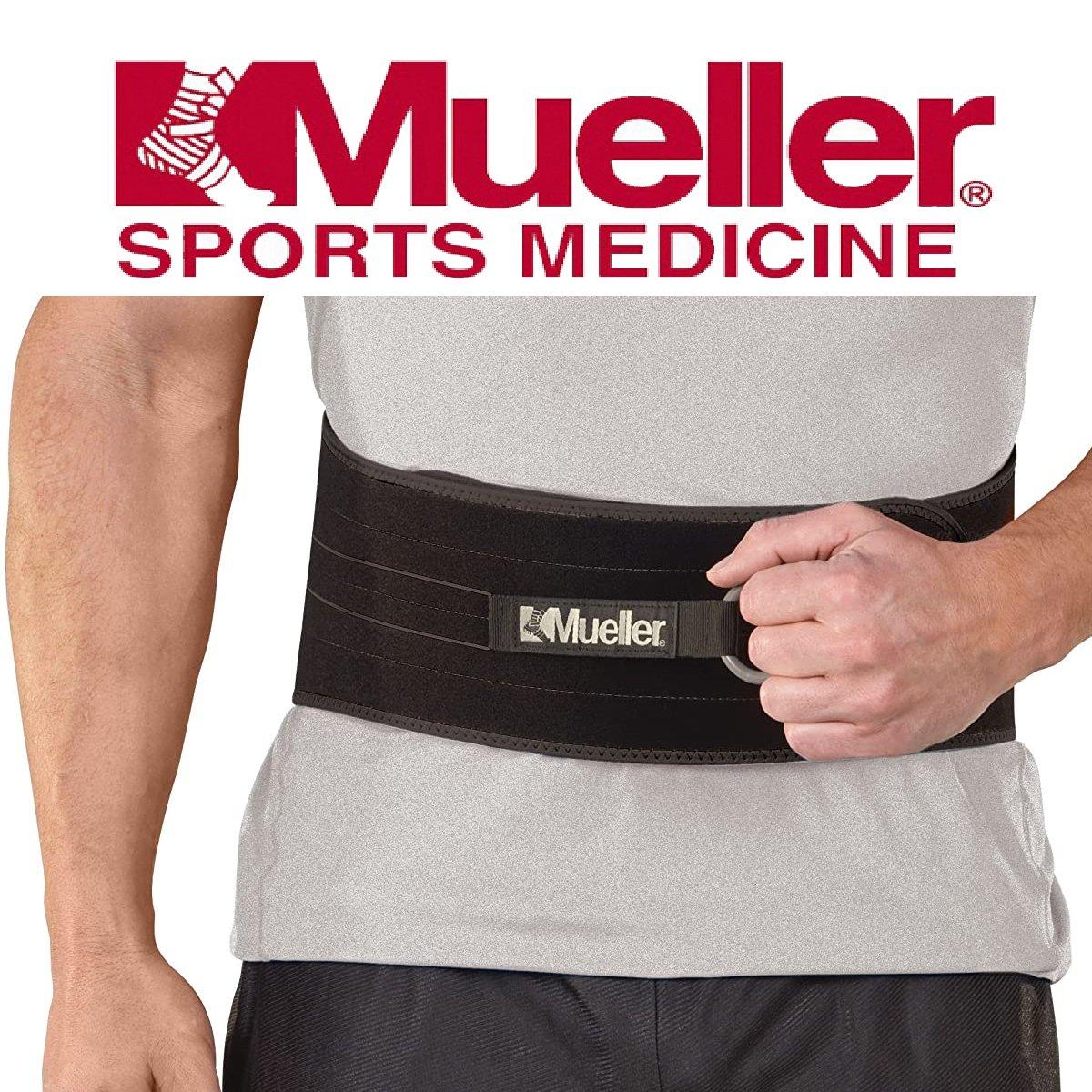 חגורת גב ובטן Mueller