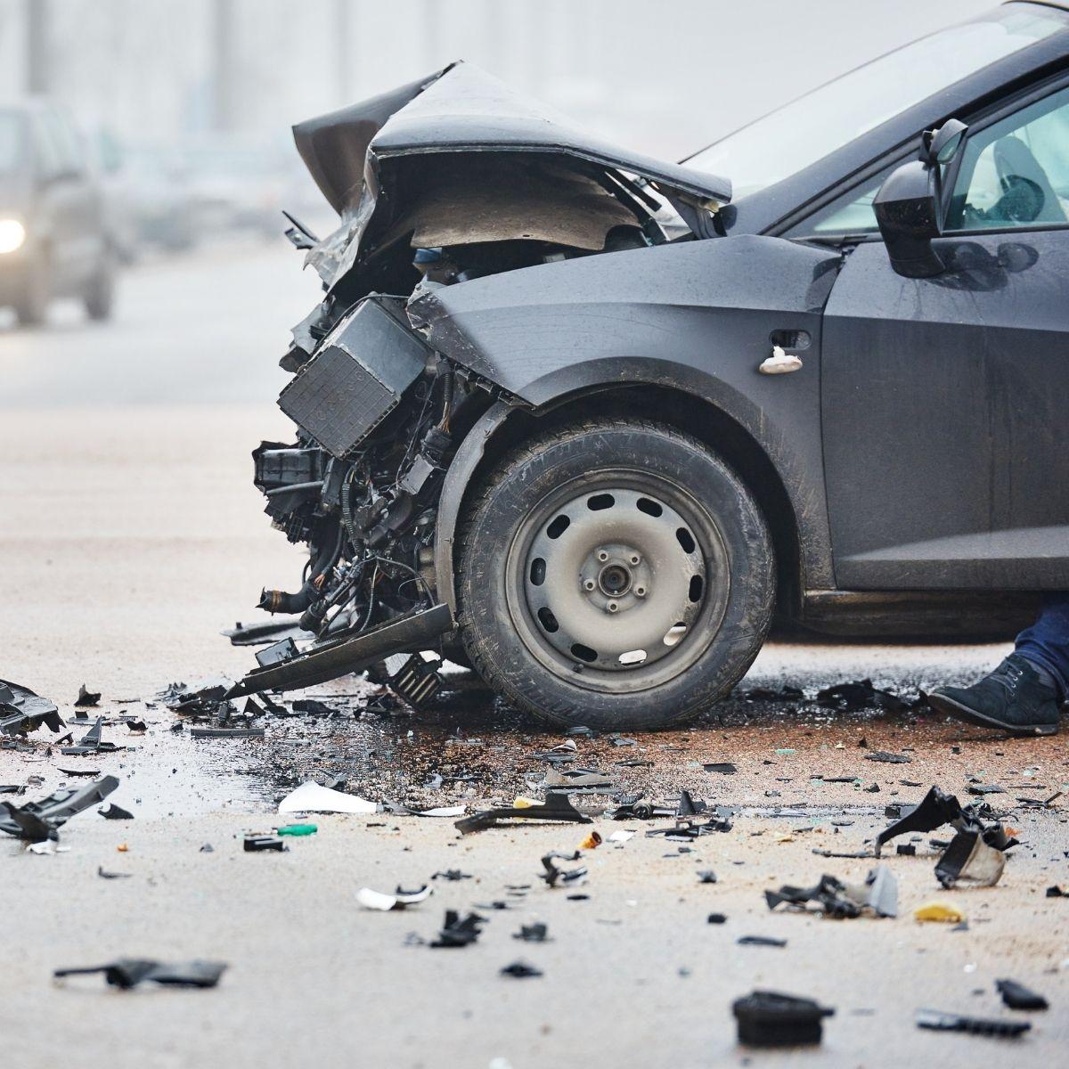 עזרה ראשונה בתאונות דרכים