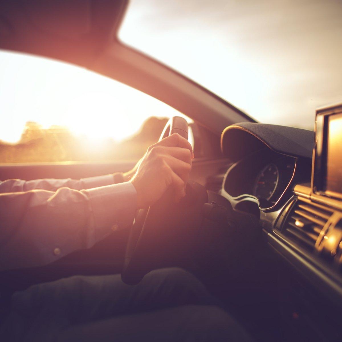 נהיגה בקיץ