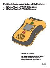 חוברת הפעלה LIFELINE ECG