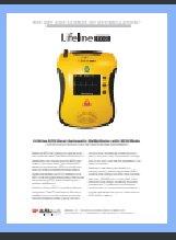 נתונים טכניים LIFELINE ECG