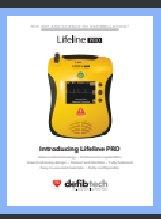 דפיברילטור אוטומטי Lifeline PRO מידע