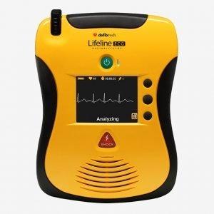 דפיברילטור Lifeline ECG